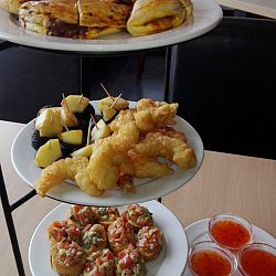 Ontbijtbuffetten, Brunches of Tapas Bestellen: afbeelding 1